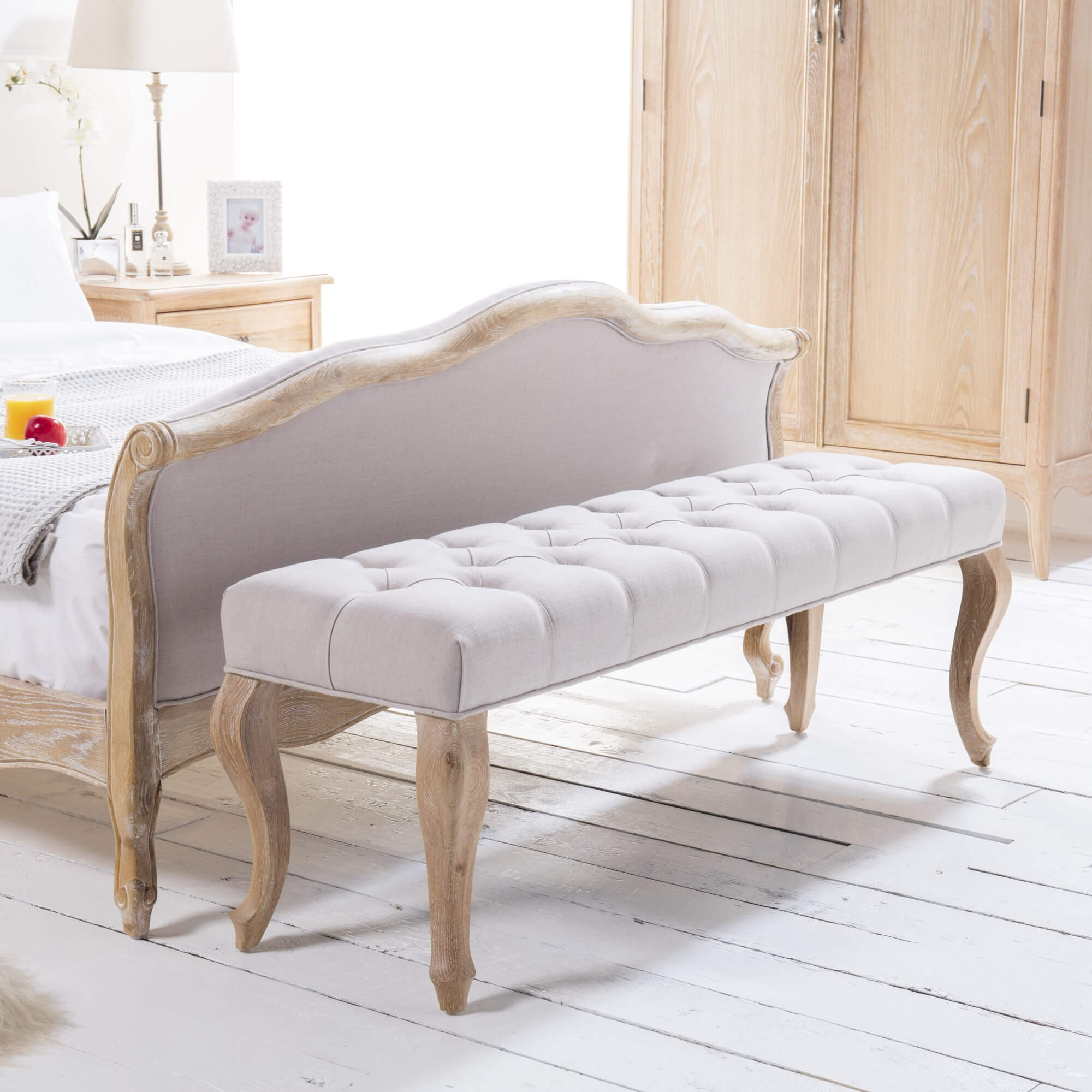 Q&As: What is the Bench at the End of a Bed Called?