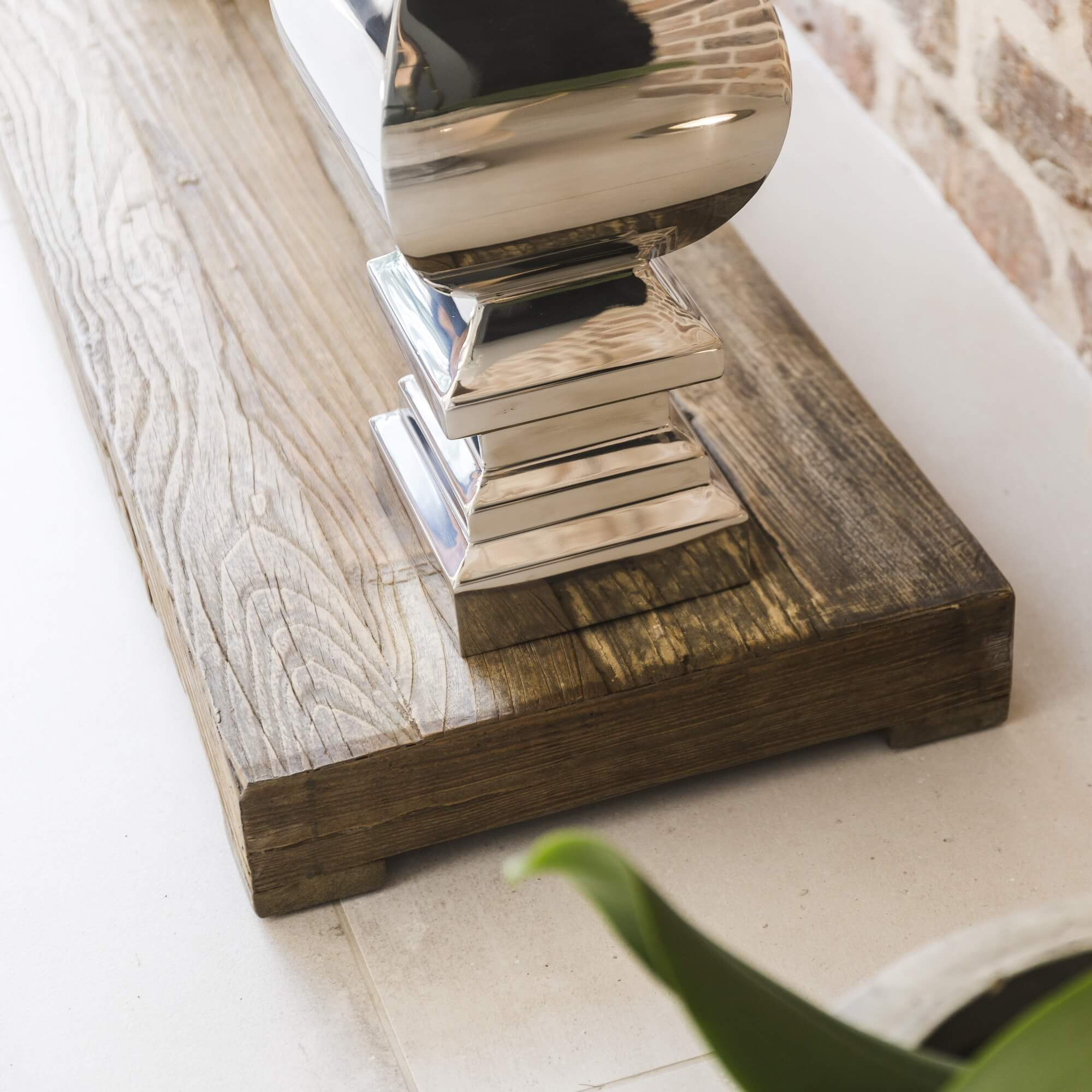Aspen Reclaimed Elm Console Table