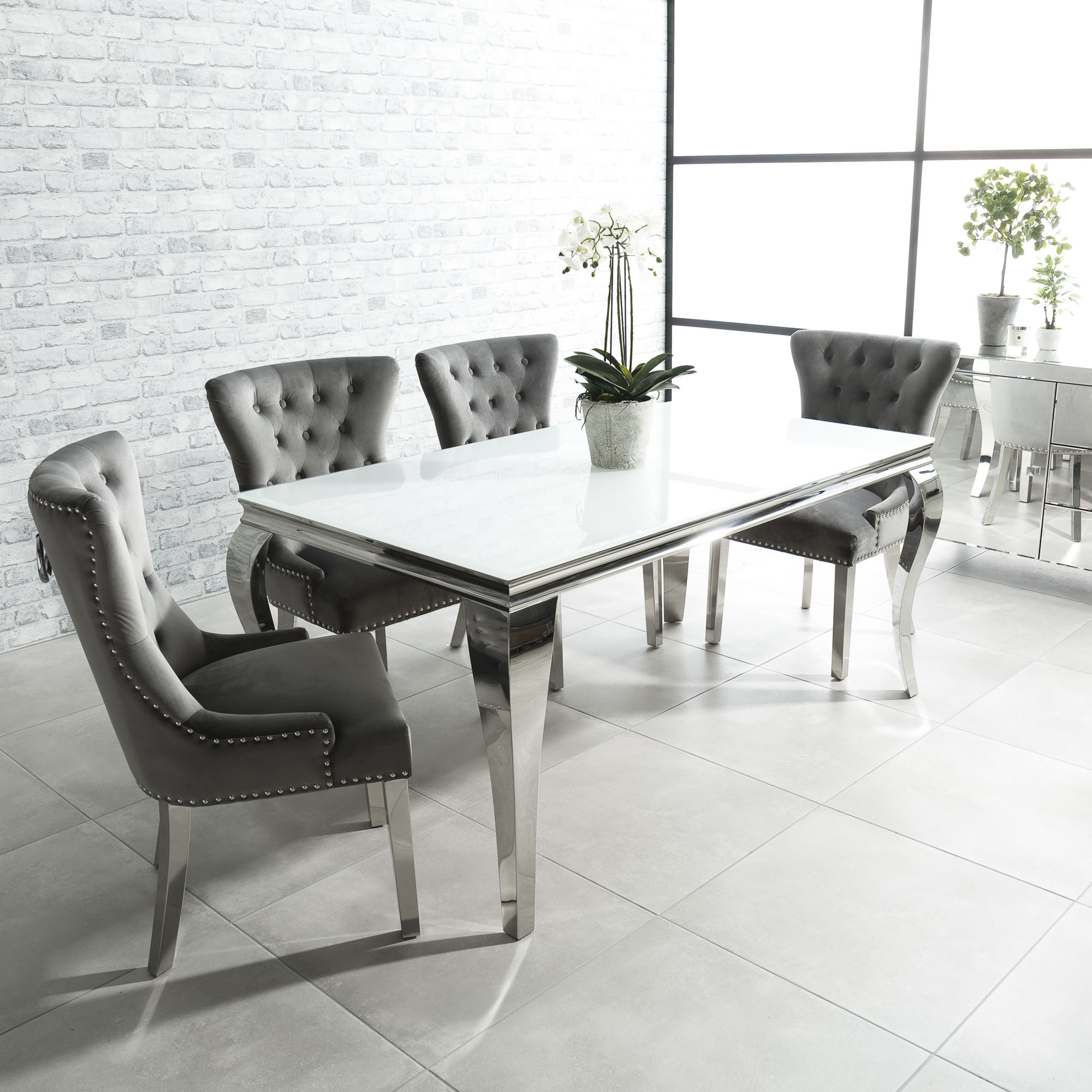 Picture of: Luxury Dining Room Table And Chair Sets For Sale Grosvenor Furniture