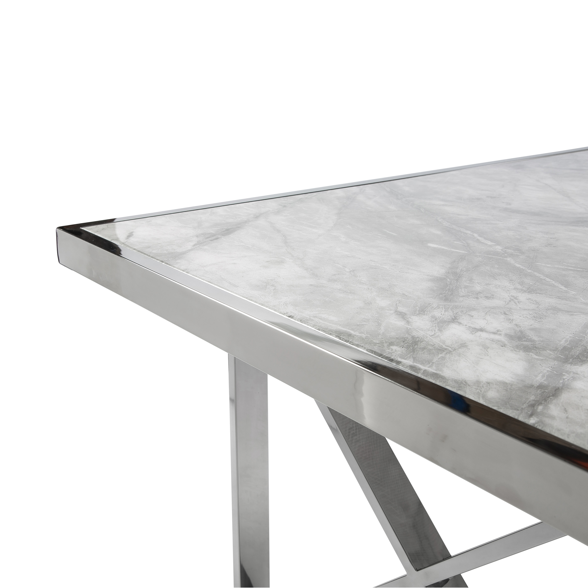 Marvel at our Marble: Our Grey Marble Furniture Collection